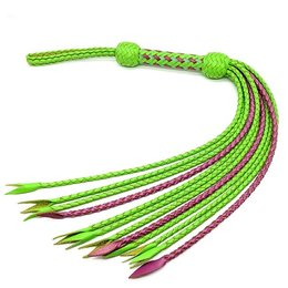 Whispers of Fire 611111 12-Tail Cat Flogger
