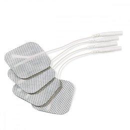 Mystim Electrode Adhesive Pads, Square