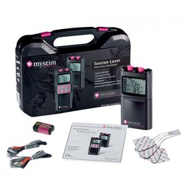 Mystim Tension Lover TENS Unit Kit