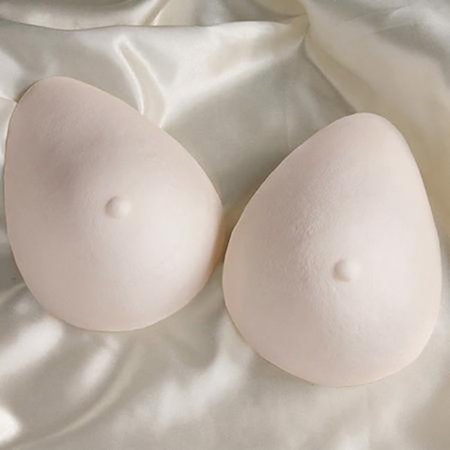 Transform 802 Foam Oval Breast Forms