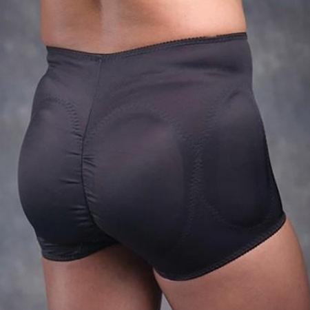 Transform Padded Panty, Black