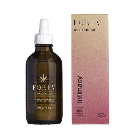 Foria Intimacy Sex Oil