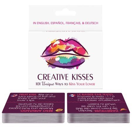 Kheper Games Creative Kisses Game