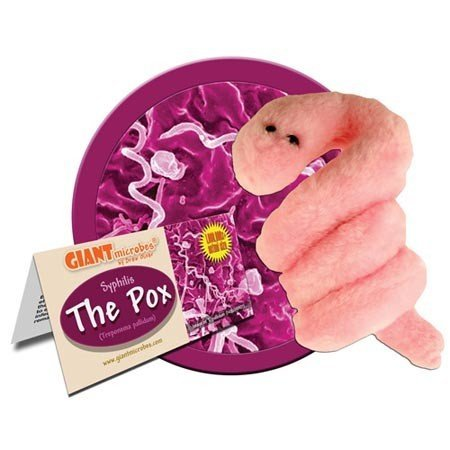 Giant Microbes, Syphilis (Pox), Small