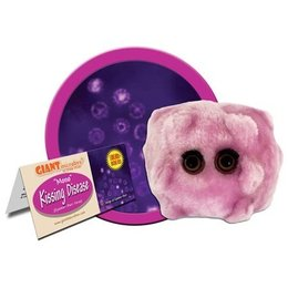 GiantMicrobes Giant Microbes, Mononucleosis (Kissing Disease), Small