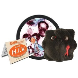 GiantMicrobes Giant Microbes, HIV, Small