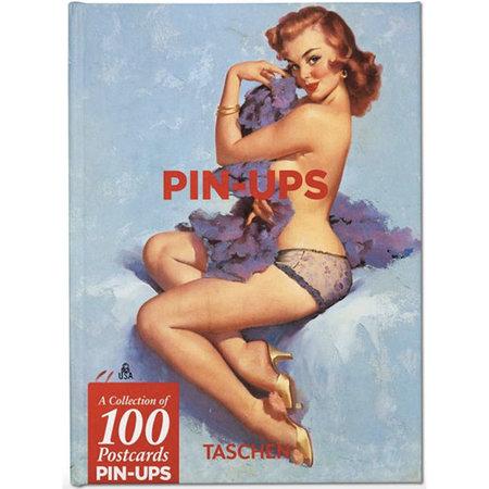 Gil Elvgren: Pin-Ups 100 Postcard Set