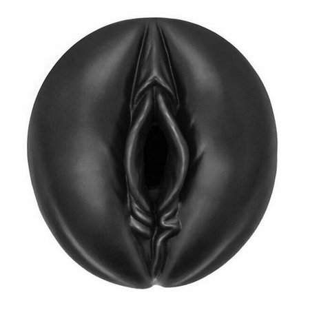 Mangasm Silicone Stroker, Black