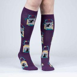 A Fairy Good Garden Knee Socks