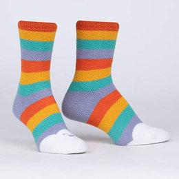Happy Toes Slipper Socks