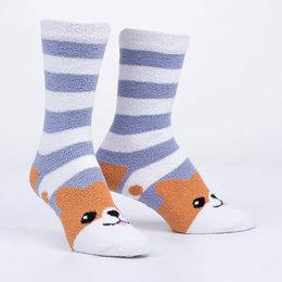Hey Corgeous Slipper Socks