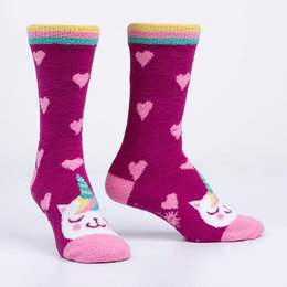 Mewnicorn Slipper Socks
