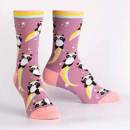 Pandacorn Crew Socks