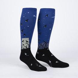 Stretch It Nightlight Wide Calf Knee Socks
