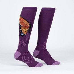 The Monarch Knee Socks