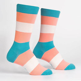 Trans Pride Crew Socks