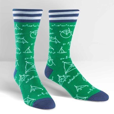 Sock It To Me Mathlete Crew Socks