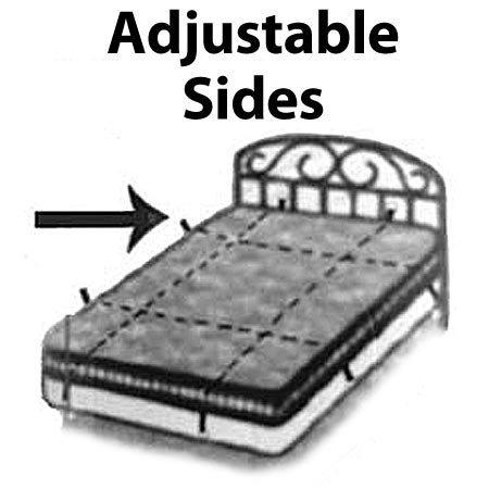 Twilight Attire 8-Point Under Bed Restraint System