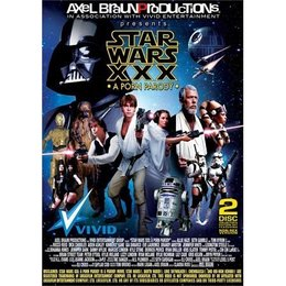Vivid Star Wars XXX A Porn Parody DVD