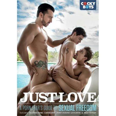 Cockyboys Just Love DVD