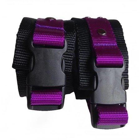 Twilight Cuffs, Purple