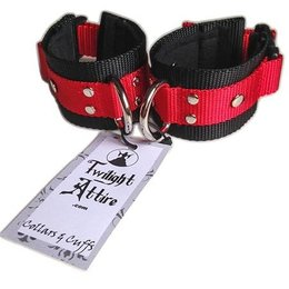 Twilight Attire Twilight Cuffs, Red