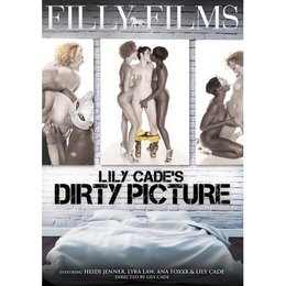 Filly Films Lily Cades Dirty Picture DVD