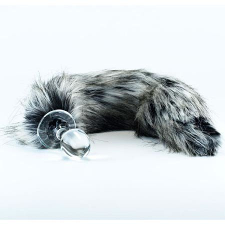 57e2e30acc4 Crystal Delights Crystal Minx Faux Fur Tail Plug
