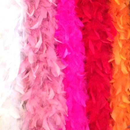 Chandell Feather Boa, 65 g