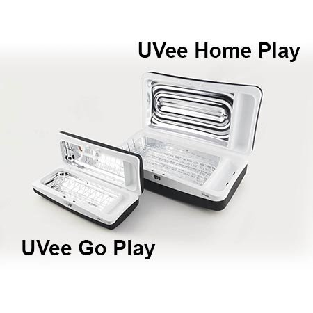 Clean Light Laboratories Puritize UVee HOME Play