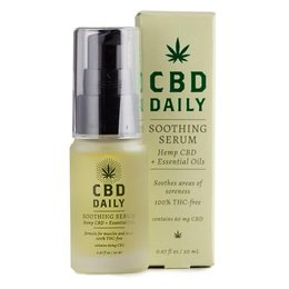 Earthly Body CBD Daily Soothing Serum