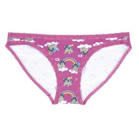 Sock It To Me Purrfect World Underwear, Bikini