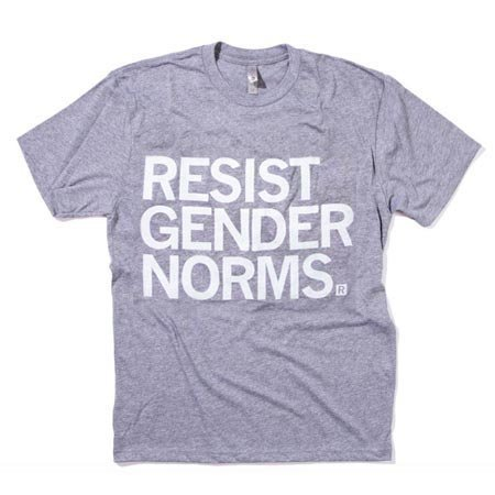 Resist Gender Norms T-Shirt Classic Cut