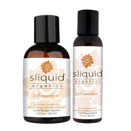 Sliquid Sliquid Organics Sensation Warming