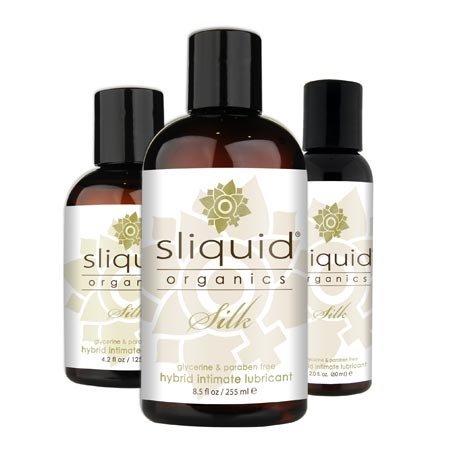 Sliquid Sliquid Organics Silk Hybrid