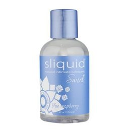 Sliquid Swirl Flavored, Blue Raspberry