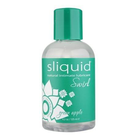 Sliquid Swirl Flavored, Green Apple