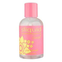 Sliquid Sliquid Swirl Flavored, Pink Lemonade 4.2 oz.