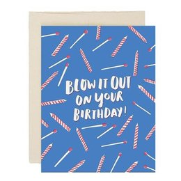 HelloLucky Blow Out Greeting Card