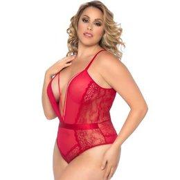 Viviane Teddy 52-10389, Red