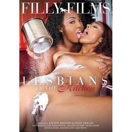 Filly Films Lesbians in the Kitchen DVD