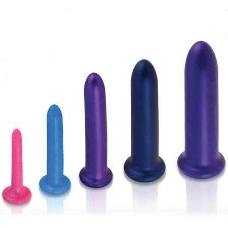 Happy Valley Silicone Fuze+ Dilators (in 5 sizes)