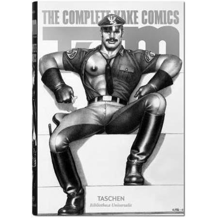 Taschen Tom of Finland: The Complete Kake Comics