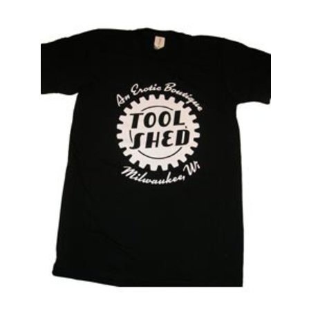 Tool Shed Tool Shed T-Shirt Classic Cut, Black