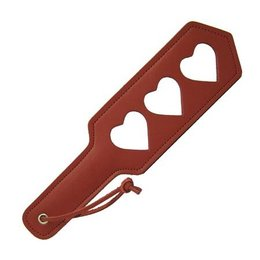 Heart Pocket Paddle, Red