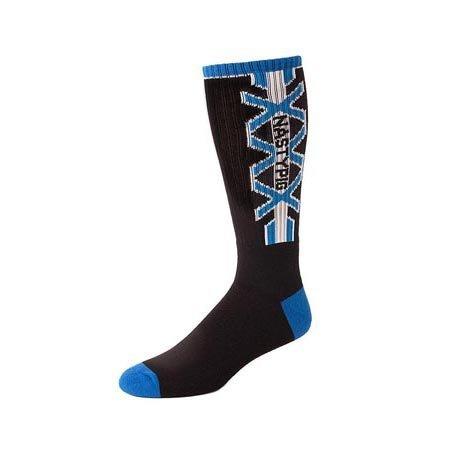 Nasty Pig Nasty Pig XXX Socks 7395, Black/Blue