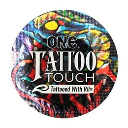 ONE Tattoo Touch Condom