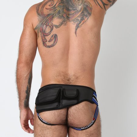 CellBlock 13 Cell Block 13 Smuggler Jock CBU121, Blue