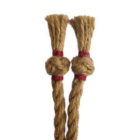 Douglas Kent Classic Jute Rope, 8m 1 piece