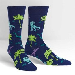 Land of the Dino Crew Socks